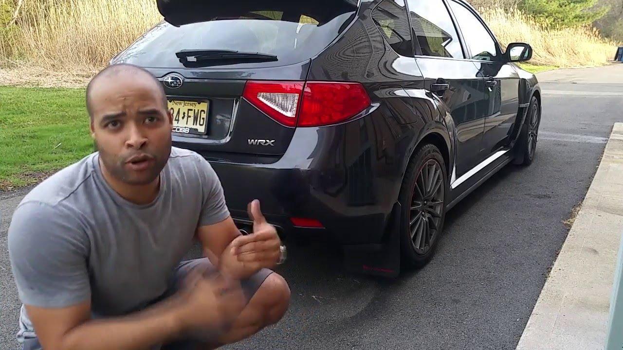 2012 Subaru WRX Hatch: Mods Update 5 Greddy Supreme SP Exhaust