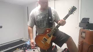 Volbeat - Die to Live guitar cover