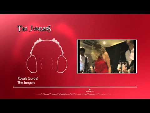 The Jungers - Royals (Lorde cover)