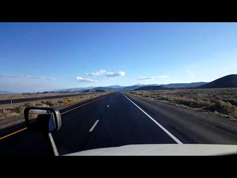 BigRigTravels LIVE! Richfield to east of Salina, Utah Interstate 70 East-Oct. 21, 2018