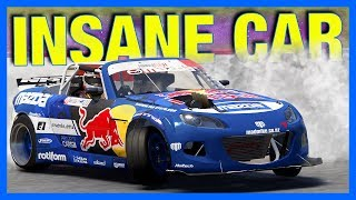 Project CARS 2 Career Mode : INSANE DRIFT CAR!!