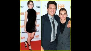 Dave Franco Joined By Alison Brie & James Franco at