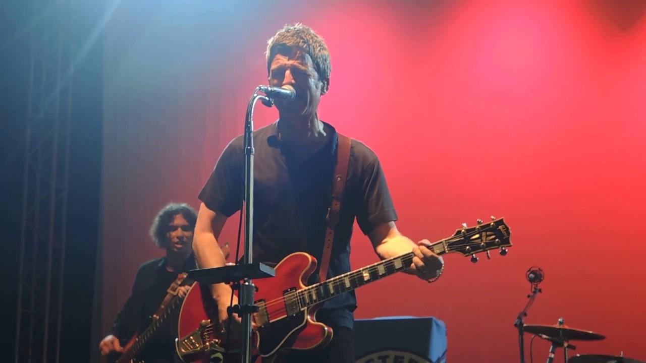 noel 2018 prague Noel Gallagher's High Flying Birds   Little By Little, Prague  noel 2018 prague