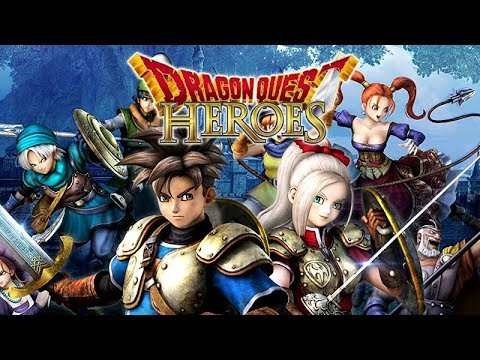 Dragon Quest Heroes – The Movie / All Cutscenes 【1080p HD】