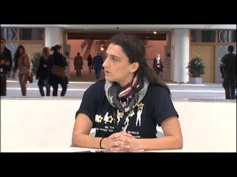 Parlamento Europeo: Rosa D'amato (MPE M5S/EFDD) vs Massimo Bernacconi sugli aeroporti pugliesi