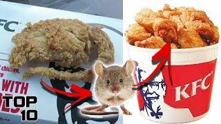 Top 10 Gross Animal Ingredients HIDDEN In Foods