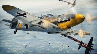 Развитие и деградация Мессершмитта Bf.109 - War Thunder