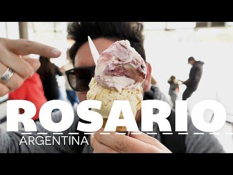 La capital del helado artesanal - ROSARIO Cap.1 4K - GoCarlos