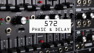 Using the Roland SYSTEM-500 modular series (PHASE)