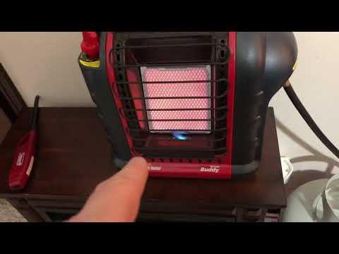 Mr.buddy heater easy fix