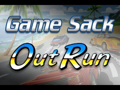 Game Sack  Out Run Series