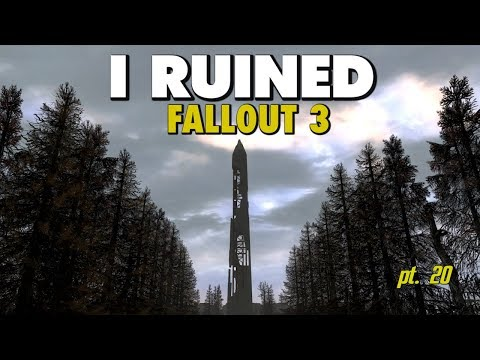 I Ruined Fallout 3 With Mods - Part 20 - Saving Big Town