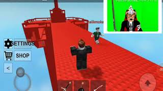 Roblox Sky rolling and GEMORY DASH AND MORE!!