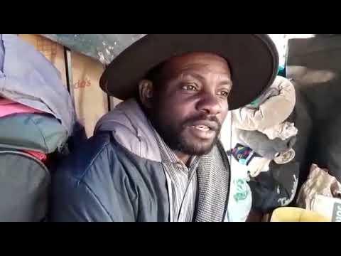Alex Mongo: Refugees 'storm' UN office in Pretoria east