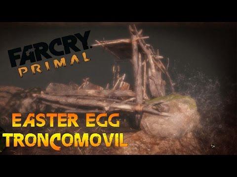 FAR CRY PRIMAL - EASTER EGG - TRONCOMOVIL LOS PICAPIEDRA