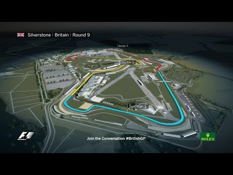 F1 Circuit Guide: British Grand Prix
