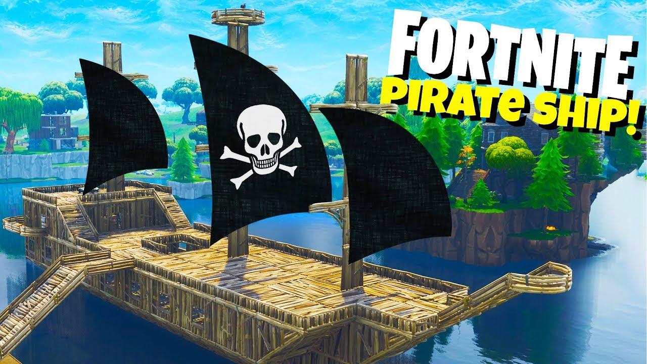 epic fortnite pirate ship new fortnite playground mode fortnite playground gameplay - fortnite pirate ship creative