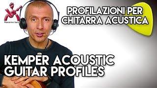 Kemper Acoustic  Guitar Profiles from Massimo Varini