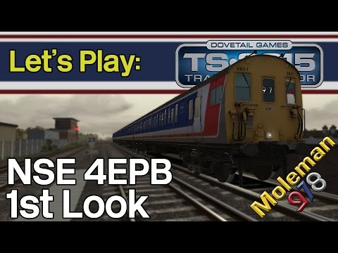 Let's Play: TS2015, NSE 4EPB 1st Look | Class 415
