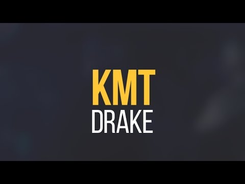 KMT (More Life) Lyrics Video - Drake ft. Giggs Typography