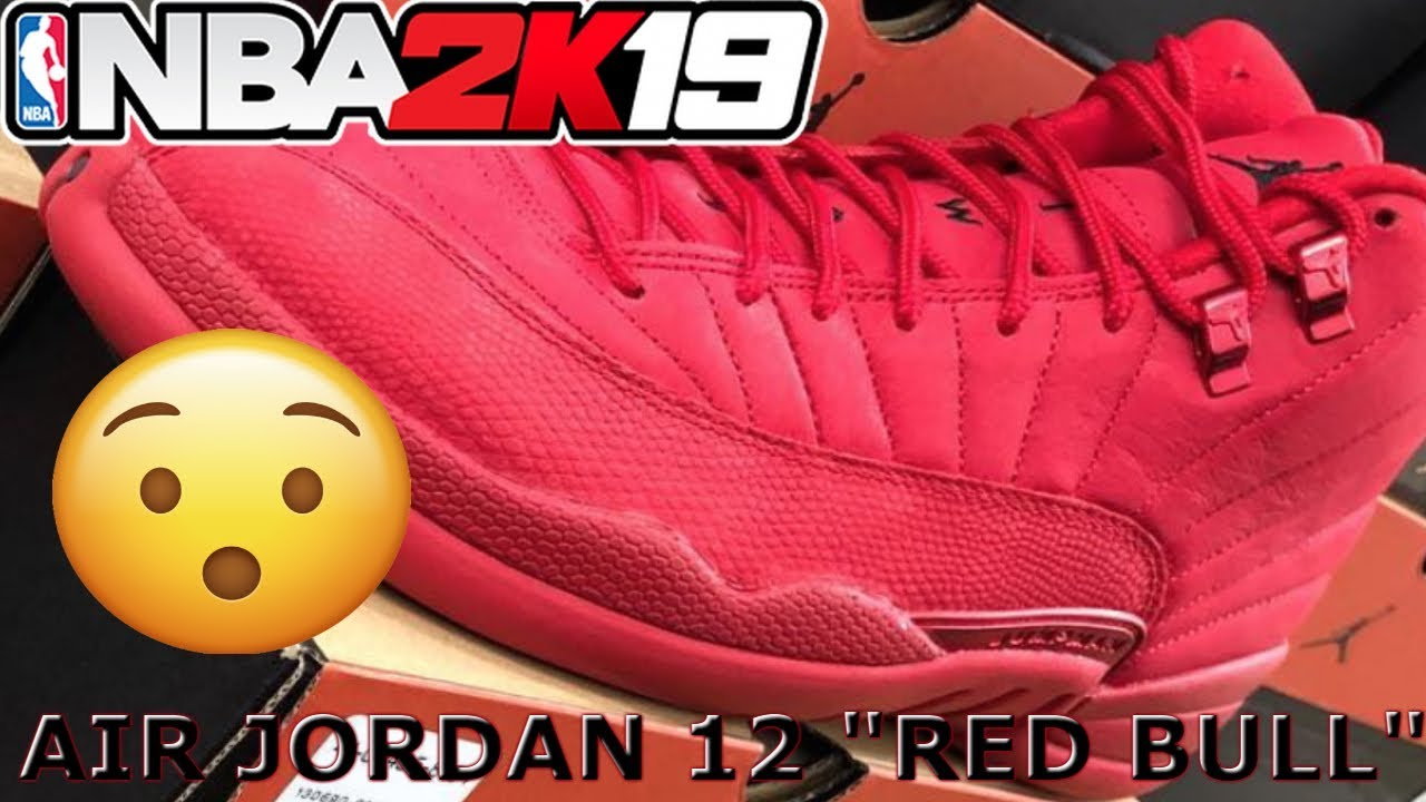 the best attitude cdb1b fba7c NBA 2K19 Shoe Creator - Air Jordan 12