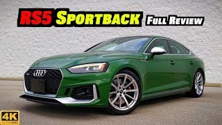Download 2019 Audi Rs5 Sportback Start Up Exhaust Test Drive And