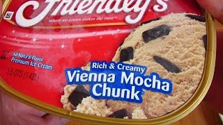 Friendly's Ice Cream - Vienna Mocha Chunk Unboxing Thumbnail