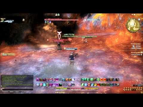 FFXIV ARR: Final SMN Fight: Primal Burdens