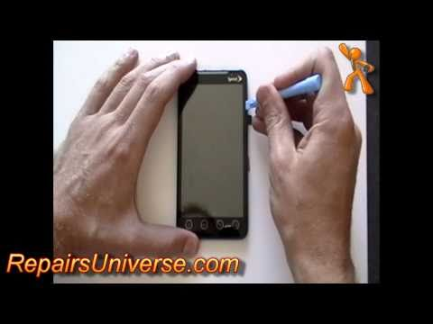 HTC EVO 4G Disassembly Repair Instruction Guide