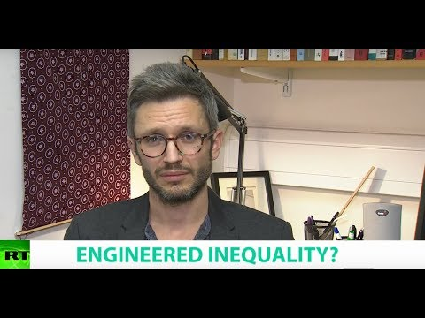 ENGINEERED INEQUALITY? Ft. Jason Hickel, Anthropologist at the University of London