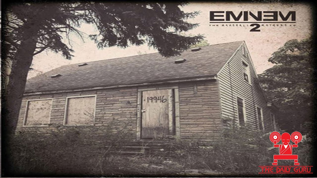 "a review of eminems album the marshal mathers lp song Through and through this album pulls the strings of the original marshall mathers lpkicking off the sonic journey, ""bad guy"" stands as the sequel to one of, if not eminem's greatest songs, ""stan""."