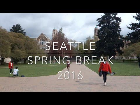 Washington Spring Break 2016