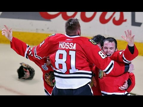 Dynasty! Stanley Cup Champions!! Chicago Blackhawks 2014-2015