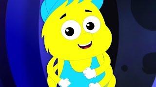 Incy Wincy паук | Песни для детей | дошкольная песня | 3D Rhymes | Kindergarten | Incy Wincy Spider