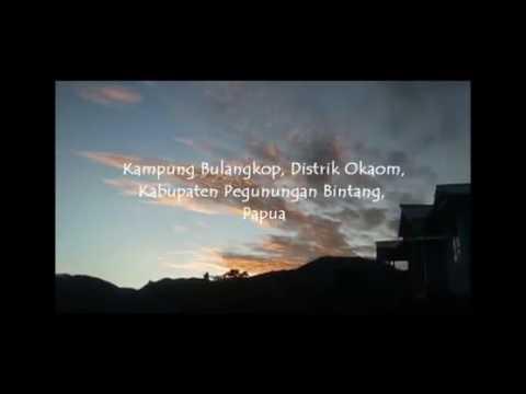 SM3T UM V Bulangkop, Pegubin, Papua