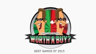 Best Games of 2015 on Worth a buy