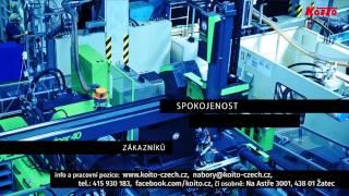 KOITO Czech, s.r.o. - Promo spot 2015