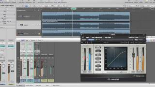 Mastering Tutorial - Parallel Compression with Waves C1