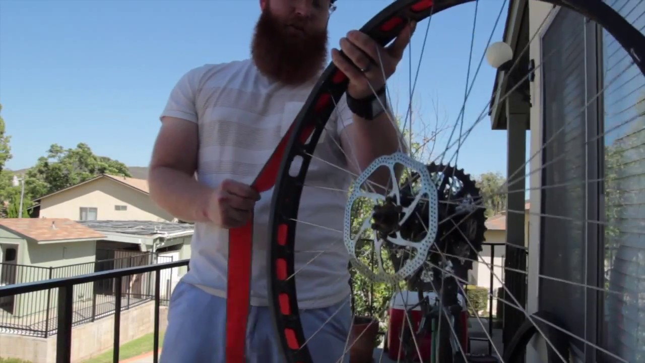 MTB Tip: Surly Rabbit Hole Tubeless Conversion