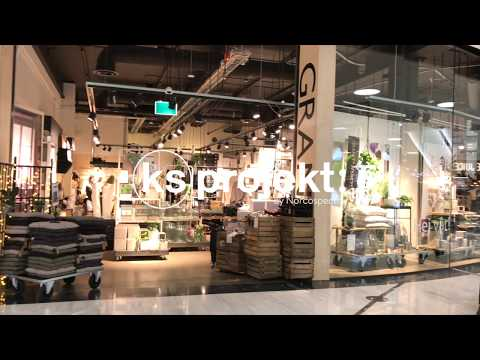 KS Projekt delivers to Granit at Mall of Scandinavia