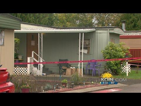 Woman killed inside Gresham mobile home