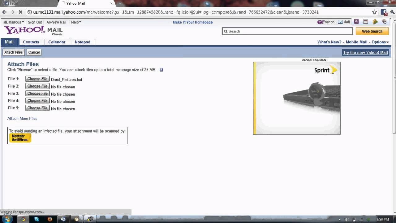 How To Make A Virus And Send It In A Email Easy Youtube