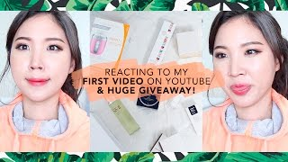 figcaption 😙How YouTube Changed Me & HUGE GIVEAWAY! | Liah Yoo ❤