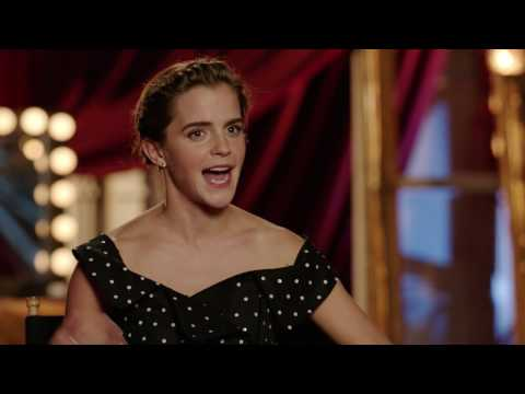 Beauty and the Beast Emma Watson Interview