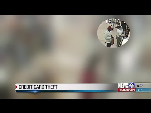 Crime Trackers: Stolen Credit Cards