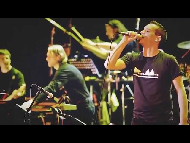 Big Band KK - World In My Eyes (Depeched - Live at Cankarjev dom)