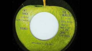 Beatles - Get Back (Rare)