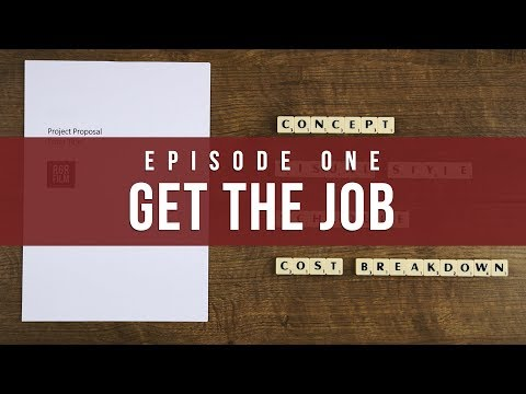 How to get the job | Episode 1: Video Production Guide | The Film Look