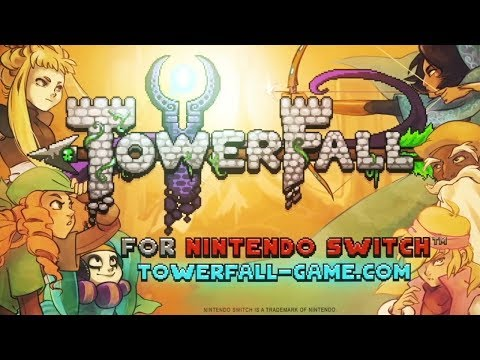 TowerFall is coming to Nintendo Switch on September 27th!