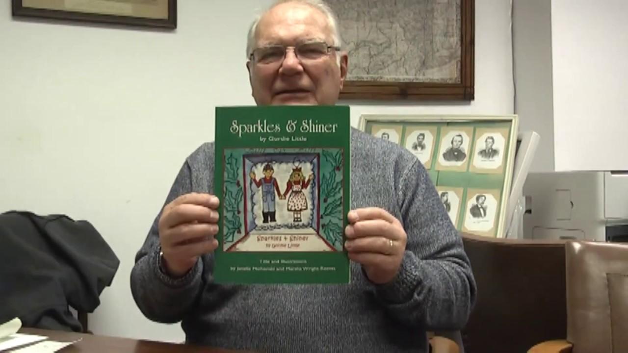 OLC - Sparkles & Shiner Book  12-11-13